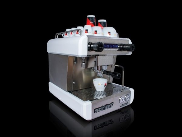 Gastronomie Kaffeemaschine Siebträger Schärf