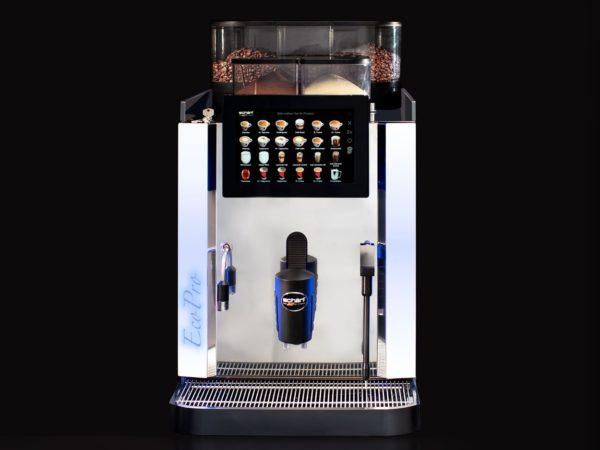 Schärf Vollautomat Espressomaschine Eco Touchscreen