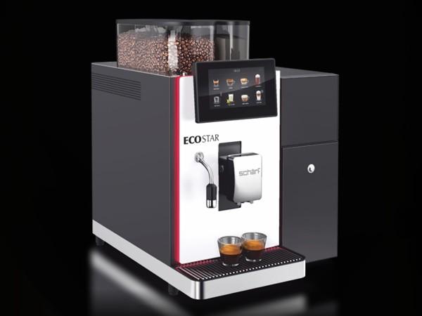 Schärf Eco Vollautoimat Kaffeemaschine