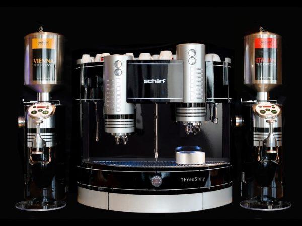 schärf Kaffeemaschine threesixty Gastromaschine
